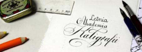 Letnia Akademia Kaligrafii 2015